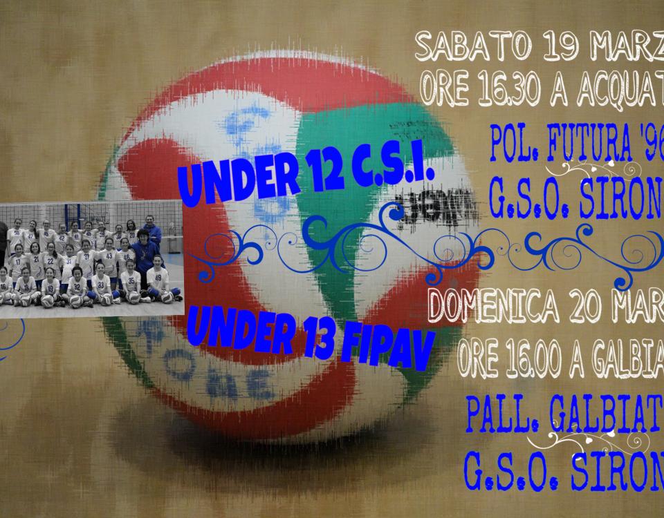 U12 U13 19.03.16